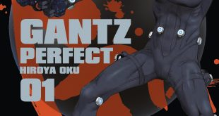 gantz perfect edition tome 1