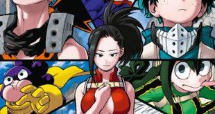 My Hero Academia tome 8 kioon manga francais