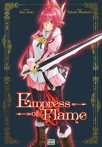 empress of flame manga delcourt avis critique