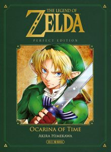 zelda ocarina of time manga integrale