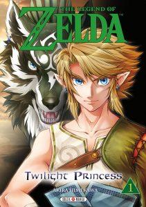 zelda twilight princess tome 1 fr manga