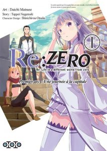 rezero-relife-manga-ototo-editions-review-avisrezero-relife-manga-ototo-editions-review-avis