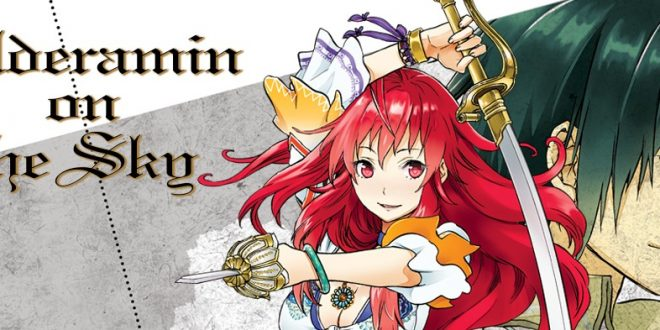 Alderamin on the Sky avis manga fr