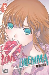 Love-X-Dilemma tome 5 avis critique fr vf scan