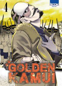golden kamui tome 4 fr vf scan manga