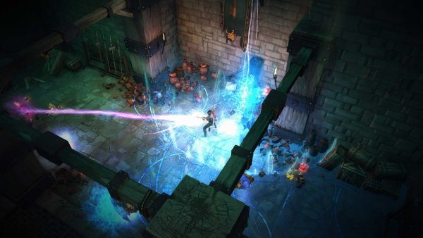 victor vran fr vf test action rpg ps4