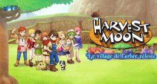 Harvest-Moon-Le-Village-De-Arbre-Celeste-Logo