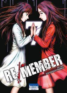 Re-member tome 7 fr vf scan manga