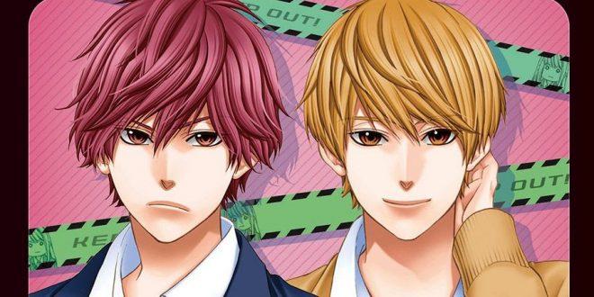 be-twin-you-me-soleil manga avis critique fr vf