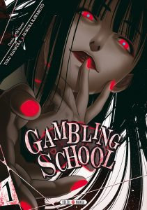 gambling school tome 1 avis critique fr vf manga