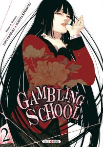 gambling school tome 2 avis critique fr vf manga