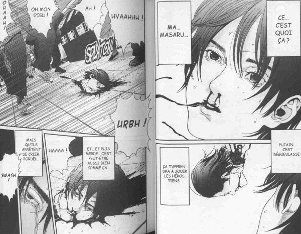 gantz perfect edition scan fr vf manga