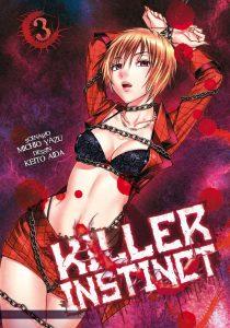 killer-instinct 3 avis critique manga fr vf