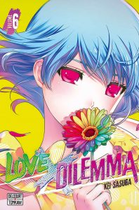 love x dilemma tome 6 avis critique manga fr vf