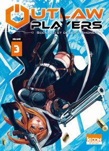 outlaw-players-tome 3 avis critique manga fr vf