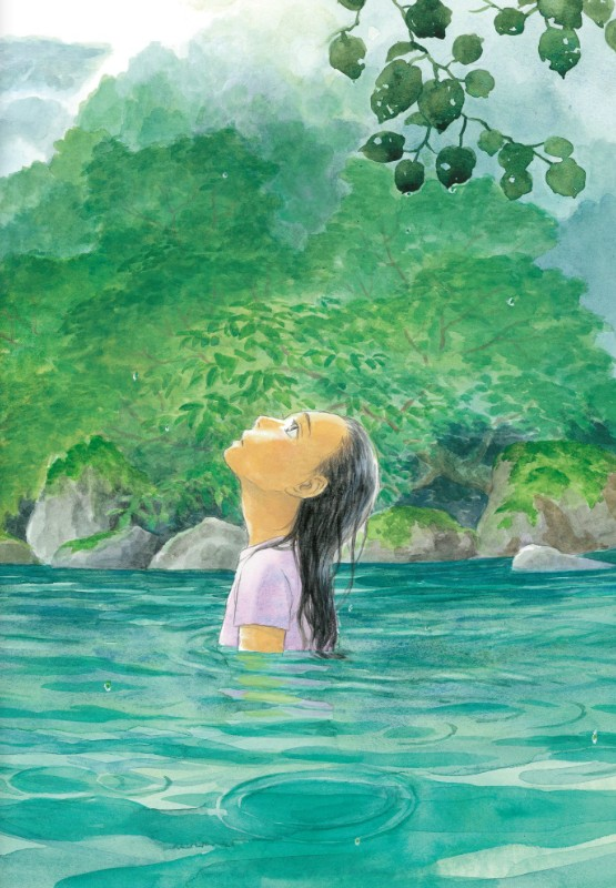 underwater fr vf scan manga kioon