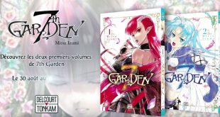 7th garden fr vf scan manga delcourt