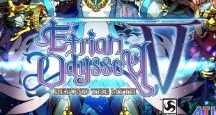 Etrian Odyssey V logo jaquette fr vf