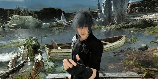 Monster of the Deep Final Fantasy XV fr vf annonce