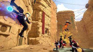 Naruto to Boruto Shinobi Striker fr vf gameplay 1
