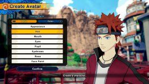 Naruto to Boruto Shinobi Striker fr vf gameplay 2