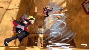 Naruto to Boruto Shinobi Striker fr vf gameplay 7