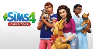 The-Sims-4-Chiens-et-Chats-Logo