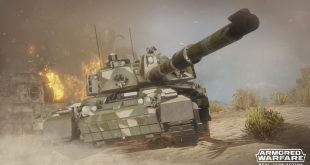 armored warfare ps4 annonce france