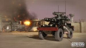 armored warfare ps4 freetoplay telechargement
