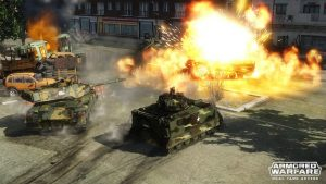 armored warfare ps4 pc early access