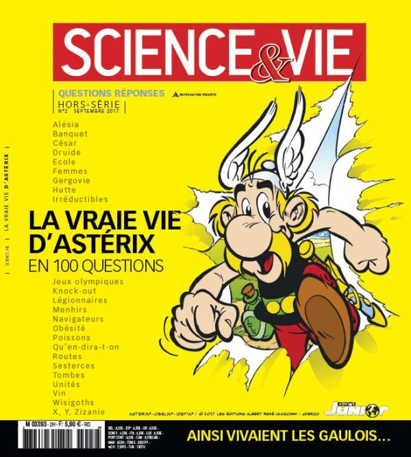asterix 100 questions science et vie fr vf scan