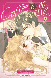 coffee vanilla manga fr couverture jaquette soleil