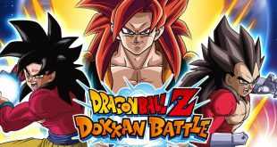 dbz dokkan battle evenement 2 ans