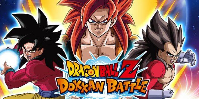 dbz dokkan battle evenement 2 ans