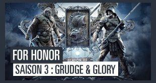 for-honor-saison-3-grudge-and-glory-ubisoft-trailer-video-nouveaux-heros-gladiateur-highlander