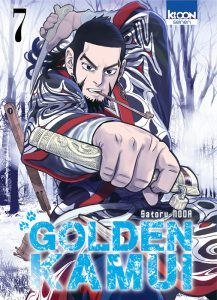 golden kamui tome 7 fr vf scan