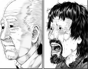 last-hero-inuyashiki emotions fr kioon
