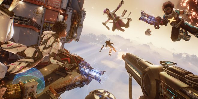 lawbreakers pc ps4 overwatch sortie trailer