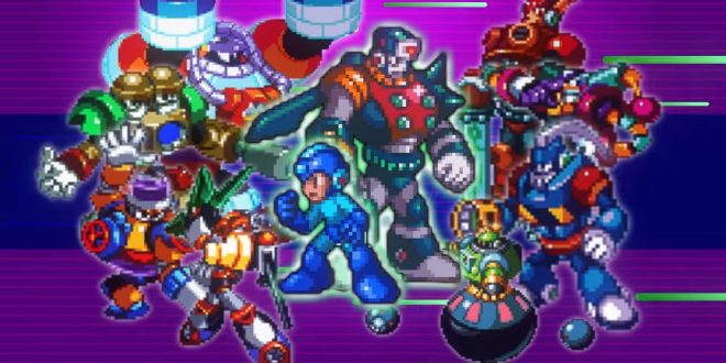 mega man legacy collection 2 ps4 xbox one pc sortie