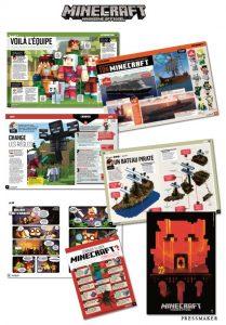 minecraft magazine france gratuit posters