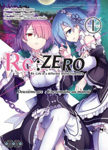 re zero arc 2 scan fr vf