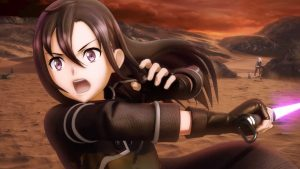 sword art online fatal bullet annonce trailer fr vf