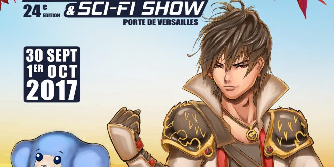 Le Paris Manga & Sci-Fi Show, c'est bientôt !
