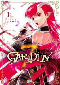 7th garden manga fr vf scan tome 1