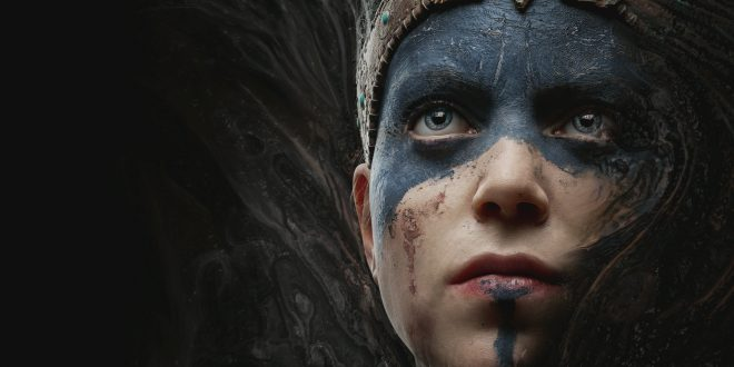 Hellblade test ps4 video gameplay fr