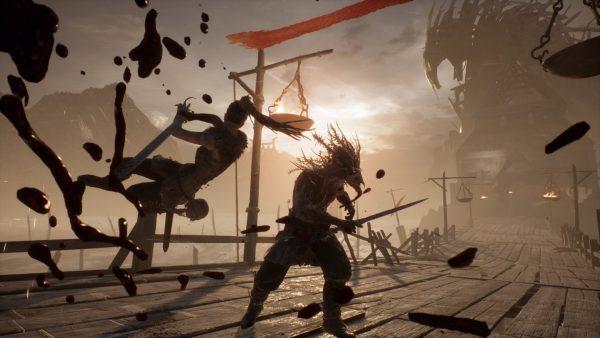 Hellblade: Senua's Sacrifice test gameplay ps4 fr vf