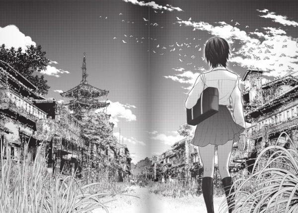 alice on border road scan fr vf manga