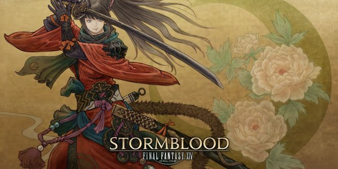 final fantasy xiv stormblood wallpaper