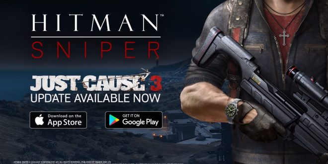 hitman sniper x just cause 3 fr vf