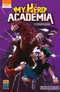 my hero academia tome 9 fr vf scan manga